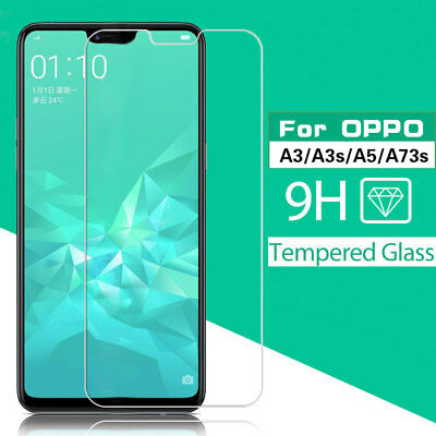 Screen Protector Tempered Glass Guard Cover Film For OPPO A Series Phone Various