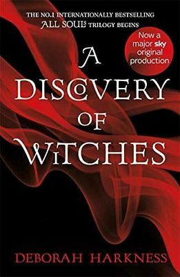A Discovery of Witches (All Souls 1) by Deborah Harkness