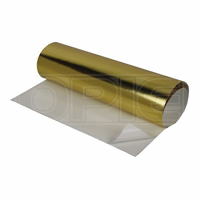 "HeatShield Cold-Gold Adhesive Thermal Shield 24"" x 24"" - TruGold Technology"