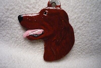 Irish Setter Necklace