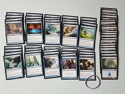 Magic The Gathering, Blue Starter Deck for New Players
