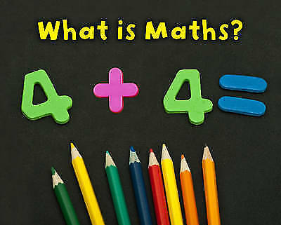 What is Maths?,Excellent,Books,mon0000056478 MULTIBUY