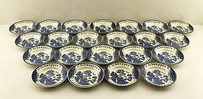 Wedgwood Blue Willow Schweppes Beer Dish (Single)