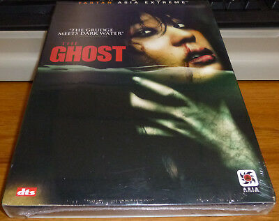 The Ghost [New DVD] Dolby, Digital Theater System, Subtitled, Widescreen
