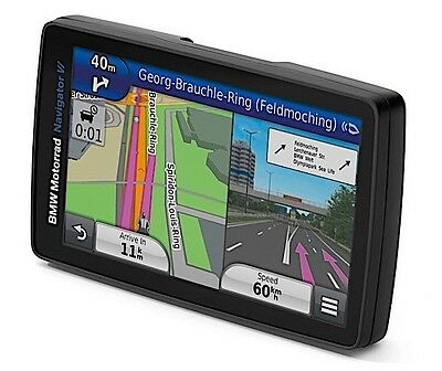 BMW Motorrad Sat Nav VI (6) / Navigator VI (6) with FREE Advance Cradle