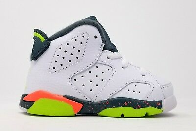 e05fd8504d9b Men s Shoes Athletic Shoes AIR JORDAN RETRO 6 TINKER TODDLER TD SHIP NOW KIDS  INFRARED ...