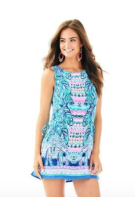 17c0a3971080 Lilly Pulitzer Donna Romper - Feel the Beat - Size 2 - NWT