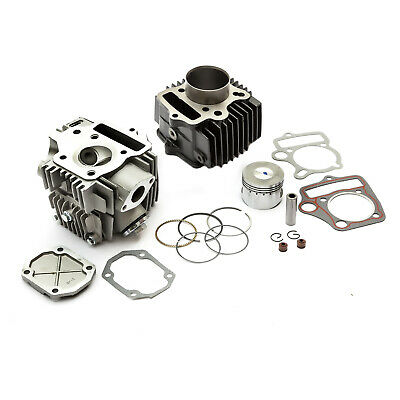 Non Genuine Big Bore 90cc-110cc Cylinder Head Kit Conversion Kit Fits Honda C90