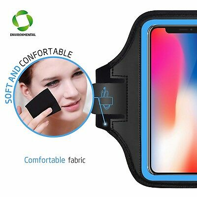 LOVPHONE iPhone X Armband Sport Running Exercise Gym Sportband Case for iPhone X