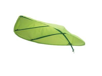 IKEA LÖVA / LOVA Green Leaf Children's Bed Canopy -B786
