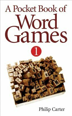 A Pocket Book of Word Games,Very Good,Books,mon0000093142