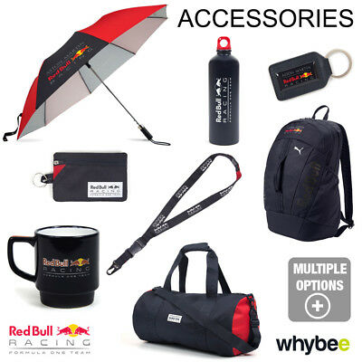 2018 Red Bull Racing F1 Formula One Team Official Merchandise Accessories Range