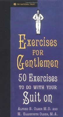 Exercises For Gentlemen. 50 Exercises To Do With,Excellent,Books,mon0000095877