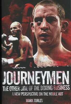 Journeymen: The Other Side of the Boxing Busines,Excellent,Books,mon0000096534