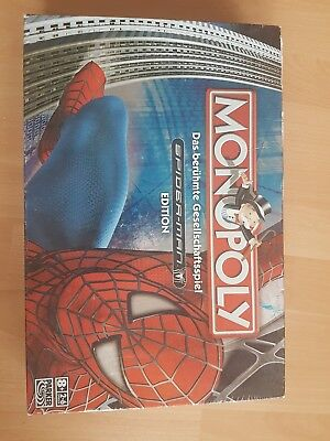 Monopoly Spider-Man edition