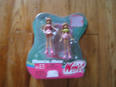 "WINX CLUB ""  Magical Minis ""  Flora Mattel"