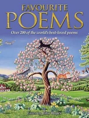 Favourite Poems,Excellent,Books,mon0000102215
