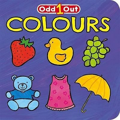Odd 1 Out: Colours, Very Good, Books, mon0000104094