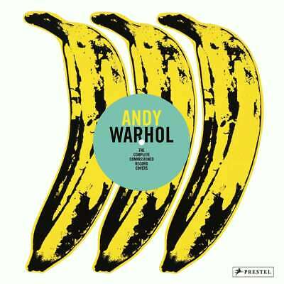 Andy Warhol: The Complete Commissioned Record Co,Excellent,Books,mon0000104207