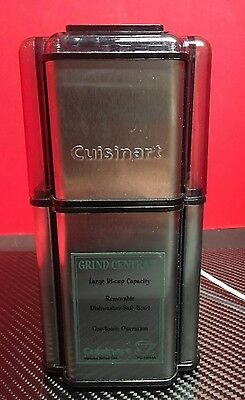 Cuisinart Grind Central Coffee Grinder Stainless Steel DCG-12BC