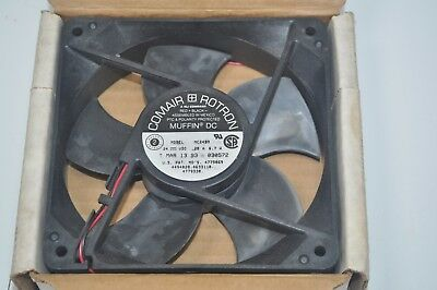 NEW COMAIR Rotron Muffin DC Fan 24VDC Part# 030572 MC24B3