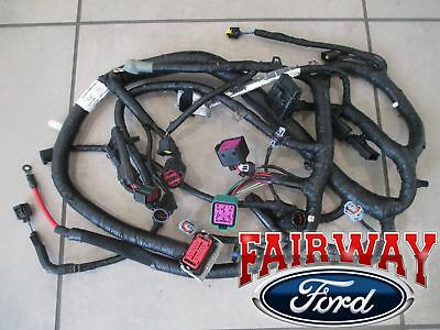 ford oem 99 01 f 250 super duty rear bumper wire harness. Black Bedroom Furniture Sets. Home Design Ideas