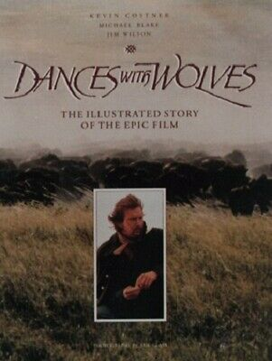 Dances With Wolves: Illustrated Screenplay,Very Good,Books,mon0000111044 MULTIBU