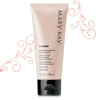 Mary Kay TimeWise Age Fighting Moisturizer Lotion Sunscreen Broad SPF 30 88ml