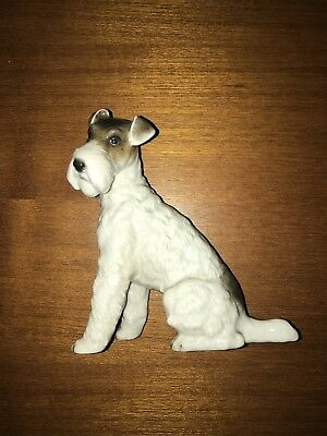 Rosenthal Dog Figurine #1243 Airedale-Terrier-