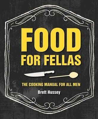 Food for Fellas,Excellent,Books,mon0000112282