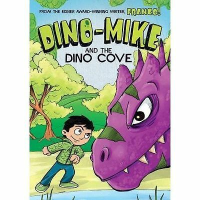 Dino-Mike and the Dinosaur Cove,New,Books,mon0000113165
