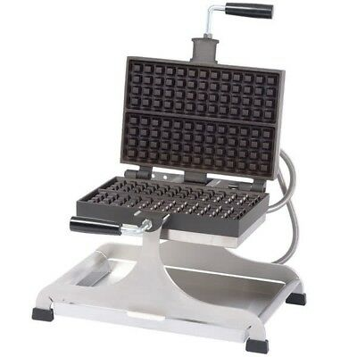 Krampouz liege Waffle Maker/Iron. Makes 4 At A Time.