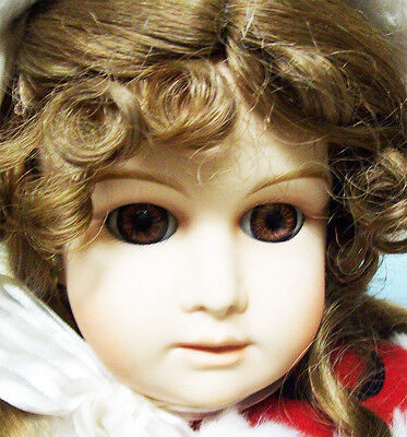Antique Reproduction Halopeau H Patricia Loveless Doll World Gallery Usps New