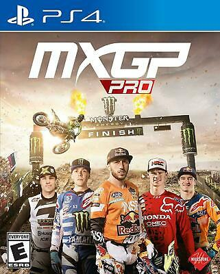 MXGP PRO PS4 Playstation 4 Game Brand New Sealed