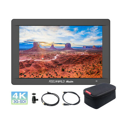 Feelworld Master MA7S, 7 inch 3G SDI on Camera Field Monitor  4K HDMI 1920x1080