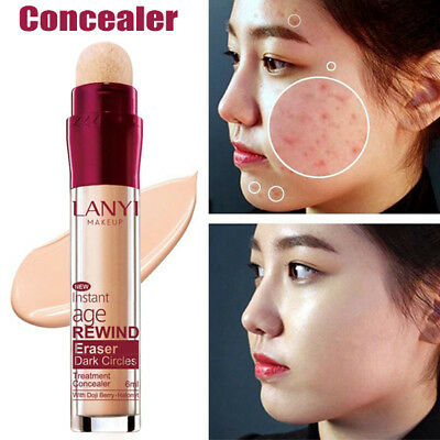 Conceal Eye Dark Circles Face Concealer Stick Long Lasting Makeup Concealer Pen