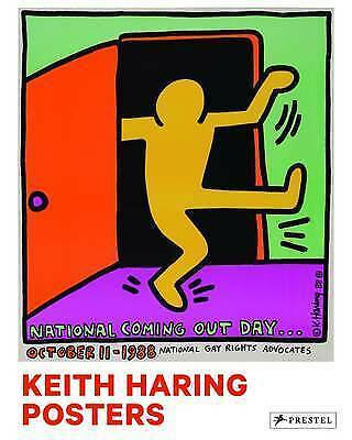 Keith Haring: Posters,Jürgen Döring,Excellent Book mon0000125966