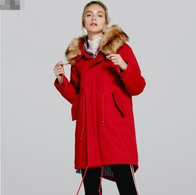Womens 2018 Winter New Hooded Loose Short Quilted Down Jacket Coat Outwear Sea19