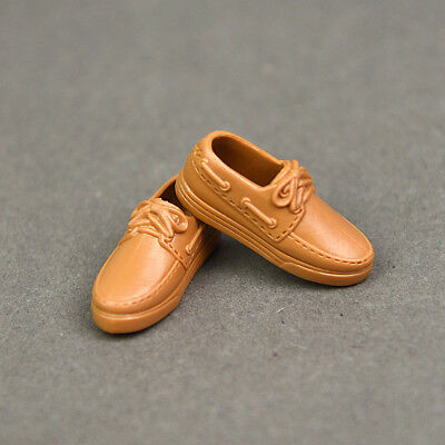 Brown Shoes For Ken Men For Barbie Boyfriend British Style Retro Hot sale new