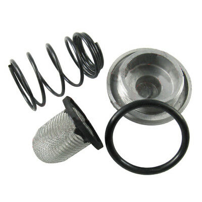 1set Oil Drain Screw Spring Grid fits GY6 125 150 engine Oil Drain Screw Kit