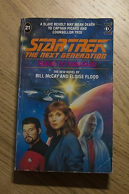 Star Trek - The next Generation - Chains of Command - Book 21