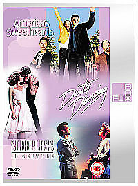 America's Sweethearts/Sleepless In Seattle/Dirty Dancing [DVD] [2001], Good DVD,