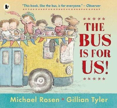 The Bus Is for Us!,Excellent,Books,mon0000137664