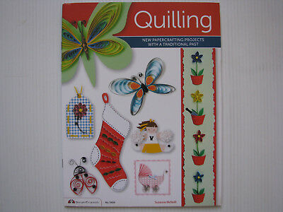Quilling - Suzanne McNeill.
