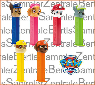 PEZ - PAW PATROL 2018 - 5 different - Please select !!!