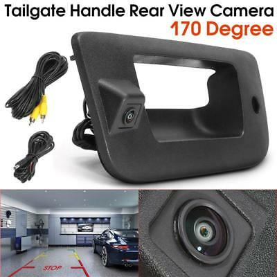 Tailgate Rear Handle Backup Camera Wire For 07 14 2007 chevy silverado backup camera wiring trusted wiring diagram