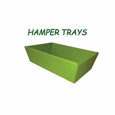 10 x DIY hamper trays gift boxes sweet box chocolate soap candle making craft