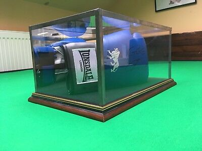 Gennady Golovkin Hand Signed Boxing Glove in Glass Case