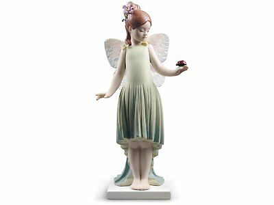 Lladró Childhood Fantasy Porcelain Figure - New in Box