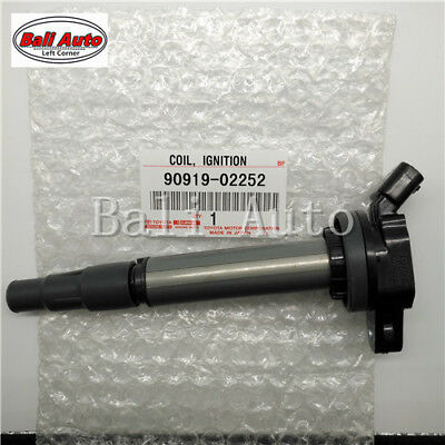 Genuine Japan Ignition Coil OEM 90919-02252 for Toyota Corolla 1.8L